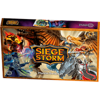 Siege Storm Card Board Game