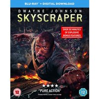 Skyscraper Blu-ray Digital Download