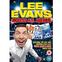 Lee Evans - Access All Arenas DVD