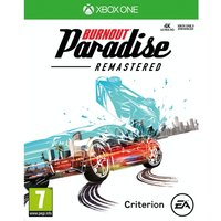 Burnout Paradise Remastered Xbox One Game