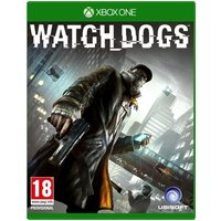 Ex-Display Watch Dogs Game Xbox One