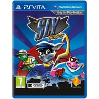 Sly Trilogy Collection PS Vita Game