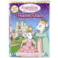 Angelina Ballerina: Princess Dance DVD