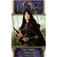 The Lord of the Rings The Card Game The Three Trials