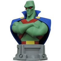 Martian Manhunter (Justice League Animated) Bust