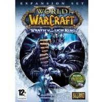 Ex-Display World Of Warcraft The Wrath Of The Lich King Game