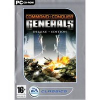 Command & Conquer Generals Deluxe Game