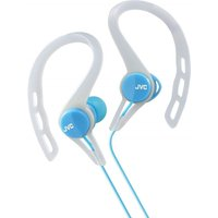JVC In-Ear Sports Headphones Blue