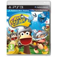 PlayStation Move Ape Escape Game