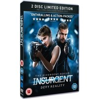 Insurgent - 2 Disc Limited Edition DVD