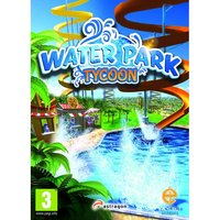 Water Park Tycoon PC Game - Digital Download Card