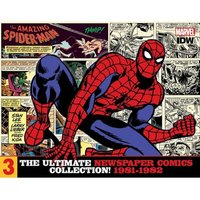 Amazing Spider-Man Ultimate Newspaper Comics: Volume 3: 1981-1982 Hardcover