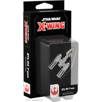 Star Wars X-Wing Second Edition BTL-A4 Y-Wing Expansion Pack Board Game