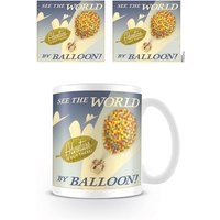 Disney Pixar - UP See The World By Balloon Mug