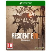 Resident Evil 7 Biohazard Steelbook Xbox One Game