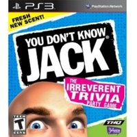 You Dont Know Jack Game PS3