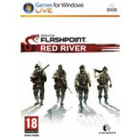 Operation Flashpoint Red River Game