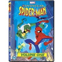 The Spectacular Spider-Man Volume 1 DVD