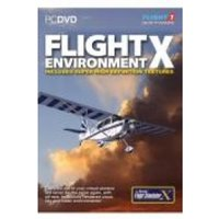 Flight Environment X Microsoft Flight Simulator X Add On Game