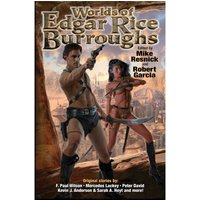 The Worlds of Edgar Rice Burroughs Paperback