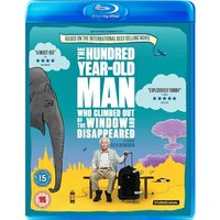 The Hundred Year Old Man Who Climbed Out The Window and Disappeared Blu-ray