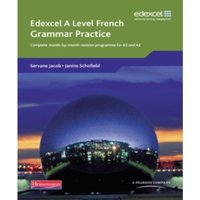 Edexcel A Level French Grammar Practice Book