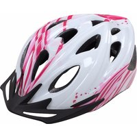 Apex L330 Leisure Helmet White/pink 58 - 62cm
