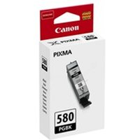 Canon 2078C001 (580 PGBK) Ink cartridge black, 200 pages, 11ml