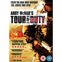 Andy McNab's Tour Of Duty DVD