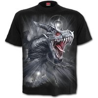 Dragon's Cry Men's Small T-Shirt - Black