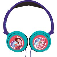 Lexibook HP015EC  Foldable Stereo Headphones with Volume Limiter