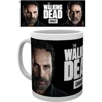 The Walking Dead Rick and Neegan Mug