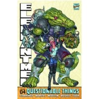 Elephantmen Volume 4: Questionable Things TP