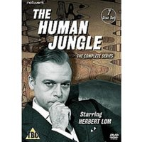 Human Jungle The Complete Series DVD