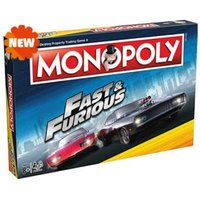 Fast & Furious Monopoly