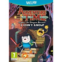 Adventure Time Explore The Dungeon Because I Don't Know Game Wii U