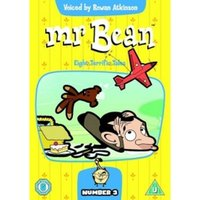 Mr Bean: The Animated Series - Volume 3 DVD