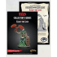 Dungeons & Dragons Collector's Series Dungeon of the Mad Mage Miniature Ezzat the Lich