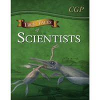 True Tales of Scientists - Reading Book: Alhazen, Anning, Darwin & Curie