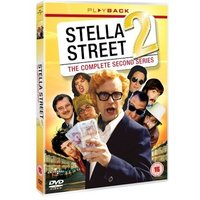 Stella Street - The Complete Second Series DVD