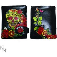 Candy Skull Small Purse