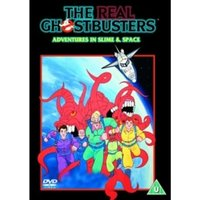 The Real Ghostbusters - Adventures In Slime And Space DVD