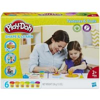 Play-Doh - Textures and Tools
