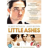 Little Ashes DVD