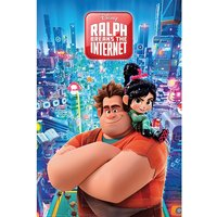 Wreck-It Ralph - Ralph Breaks the Internet Maxi Poster