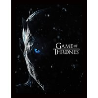 Game Of Thrones - The Night King Framed 30 x 40cm Print