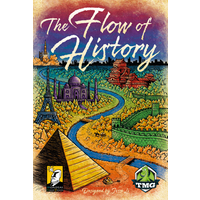 The Flow of History (English 2nd Edition) Board Game