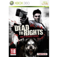 Dead To Rights Retribution Game