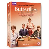 Butterflies - Complete Collection DVD