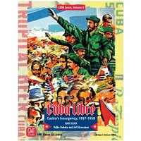 Cuba Libre Third Printing COIN Vol 2 Board Game